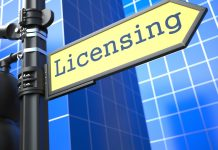 Licensing-Street-Sign